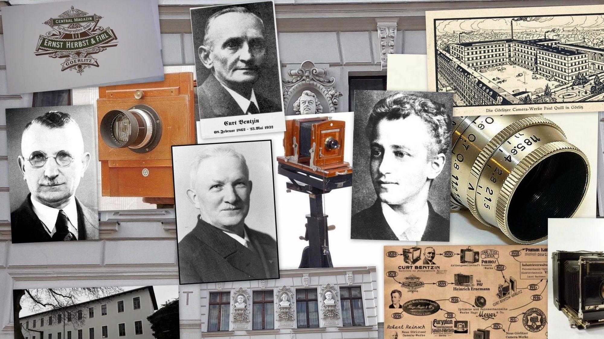 Geschichte der Fotoindustrie in Görlitz